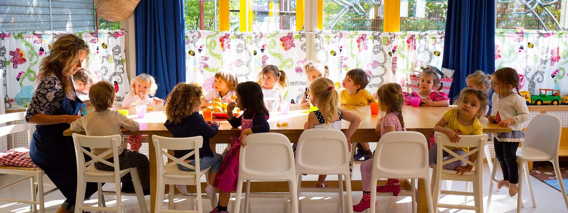 Crèche garderie childcare kinderopvang